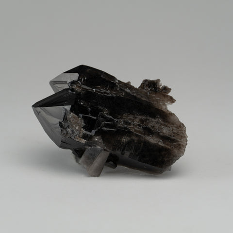 Smoky Quartz cluster from Mina Gerais, Brazil (300.5 grams)