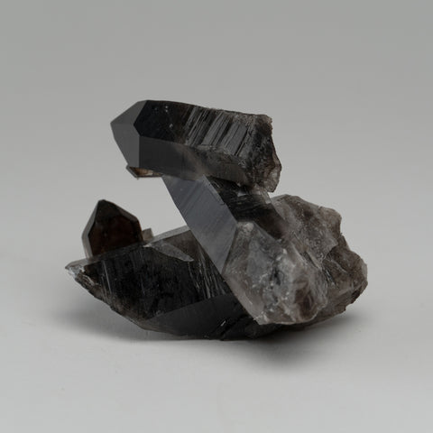 Smoky Quartz cluster from Mina Gerais, Brazil (224.7 grams)