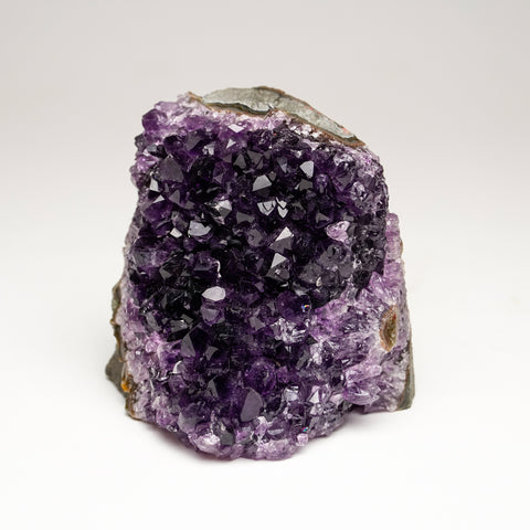 Amethyst Cluster from Uruguay (1.48 lbs)
