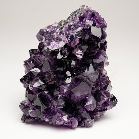 Amethyst Cluster from Uruguay (594.9 grams)