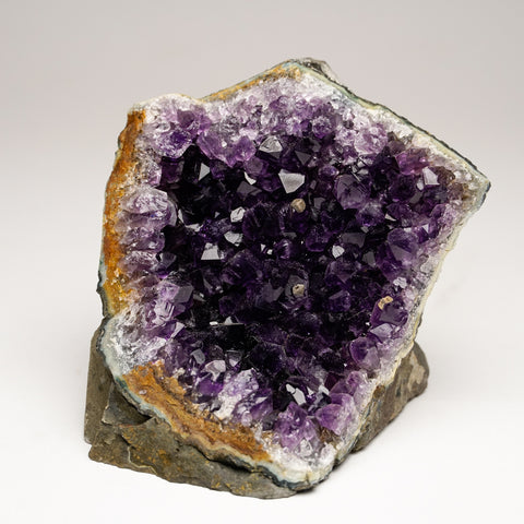 Amethyst Cluster from Uruguay (572.3 grams)