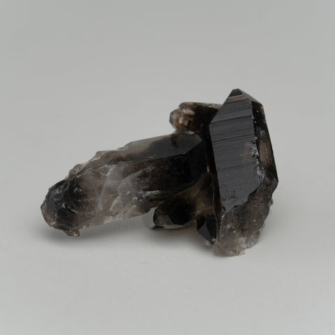 Smoky Quartz cluster from Mina Gerais, Brazil (41 grams)