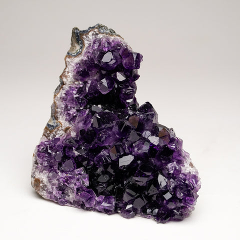 Amethyst Cluster from Uruguay (509 grams)
