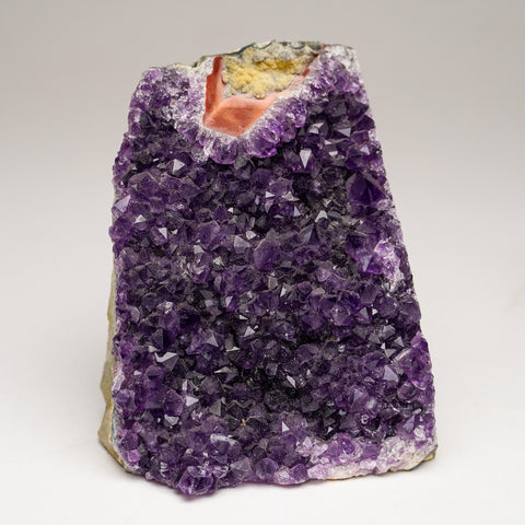 Amethyst Cluster from Uruguay (535.8 grams)