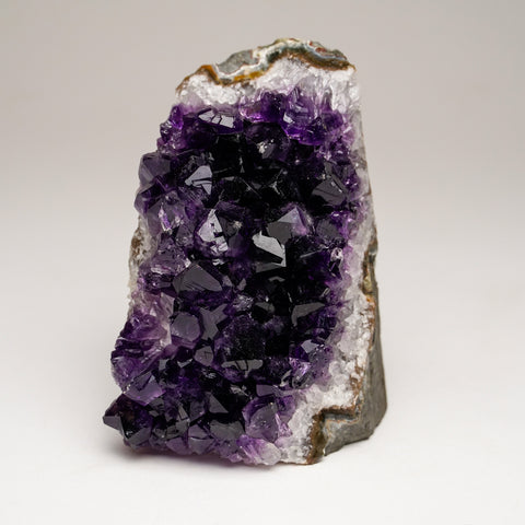 Amethyst Cluster from Uruguay (1.54 lbs)
