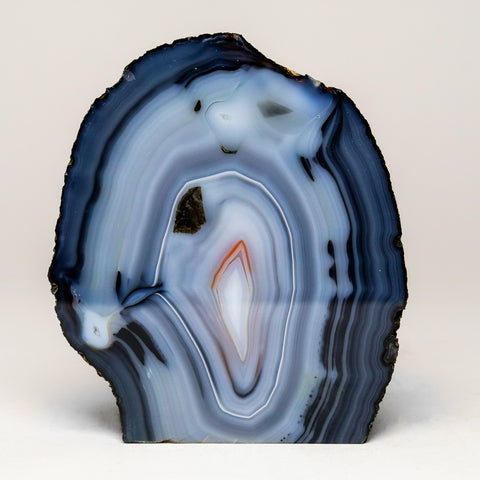 Blue Banded Agate from Brazil (3 lbs)