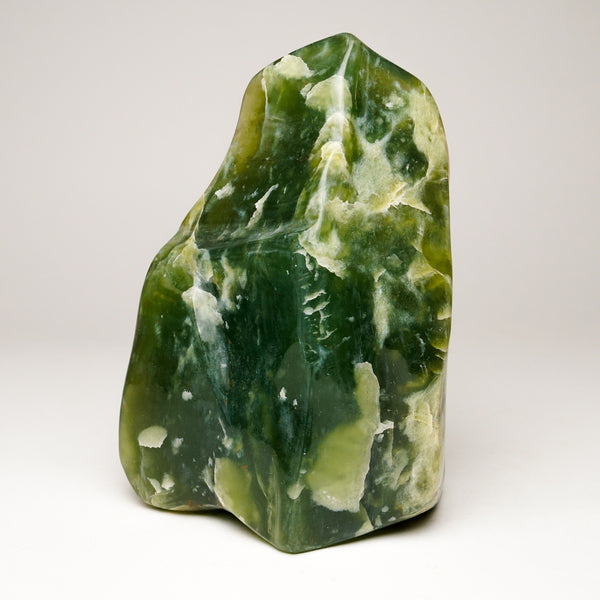 Polished Green Jade from Pakistan (9 lbs)