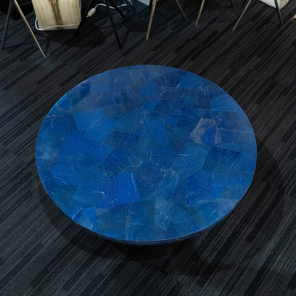 Large Lapis Lazuli Round Table Top