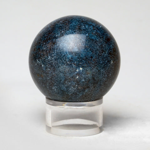 "Ruby with Kyanite Sphere (2.5"", 514 grams)"