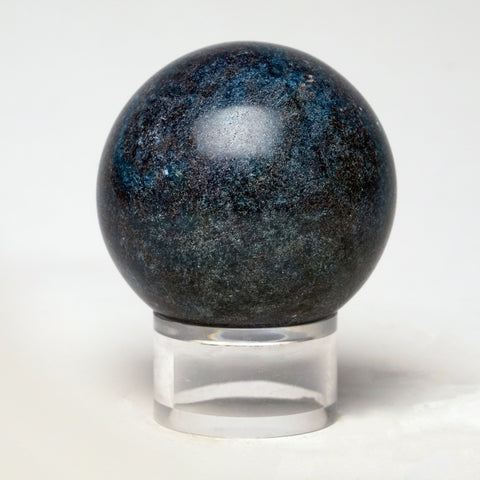 "Ruby with Kyanite Sphere (2.4"", 466.5 grams)"