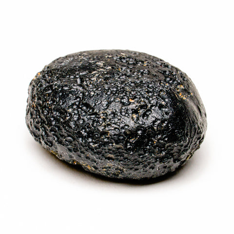 Natural Genuine Black Tektite from China (108 grams)