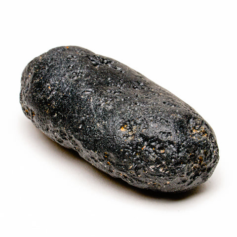 Natural Genuine Black Tektite from China (133.7 grams)