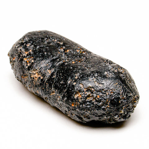 Natural Genuine Black Tektite from China (160.9 grams)