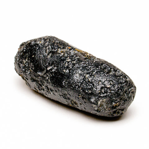 Natural Genuine Black Tektite from China (89.2 grams)