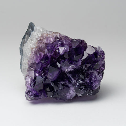 Amethyst Quartz Crystal Cluster from Brazil (1.7 lbs)