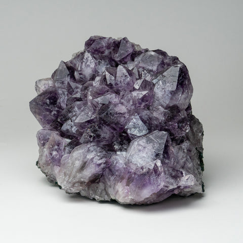 Amethyst Quartz Crystal Cluster from Brazil (7.5 lbs)