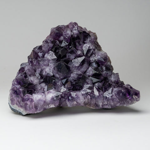Amethyst Quartz Crystal Cluster from Brazil (8 lbs)
