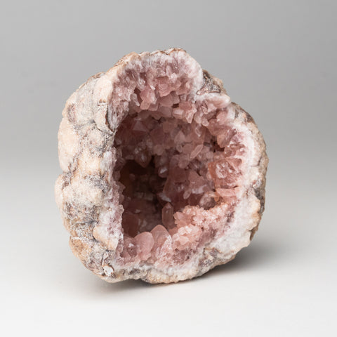 Pink Amethyst Geode Cluster from Neuquén Argentina (329.7 grams)