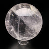 Polished Clear Quartz Sphere From Brazil (3.3