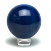 Blue Agate Sphere (2.2