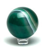 Green Agate Sphere (2.6
