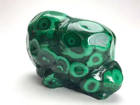 Polished Malachite From Congo - Astro Gallery