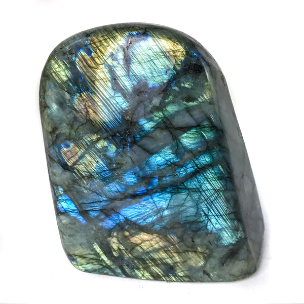 Polished Labradorite Freeform (5 LBS) from Madagascar