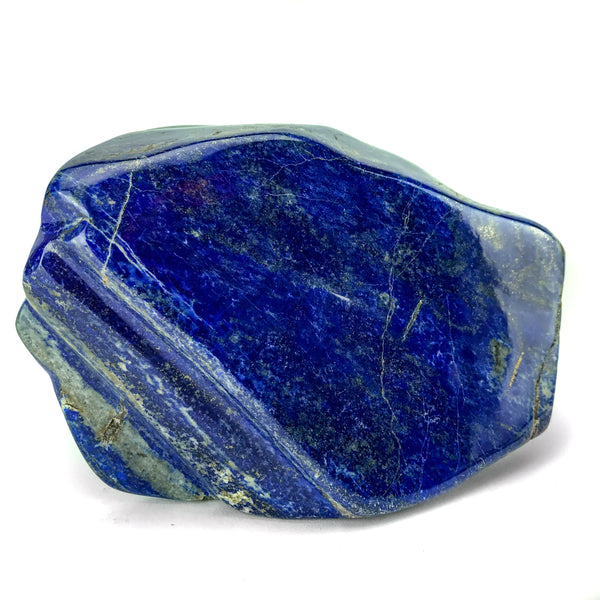 Polished Lapis Lazuli Freeform from Afghanistan (6 LBS)