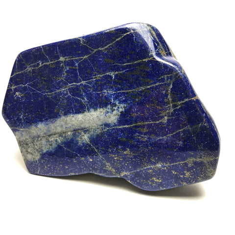 Polished Lapis Lazuli from Afghanistan (5 lbs)