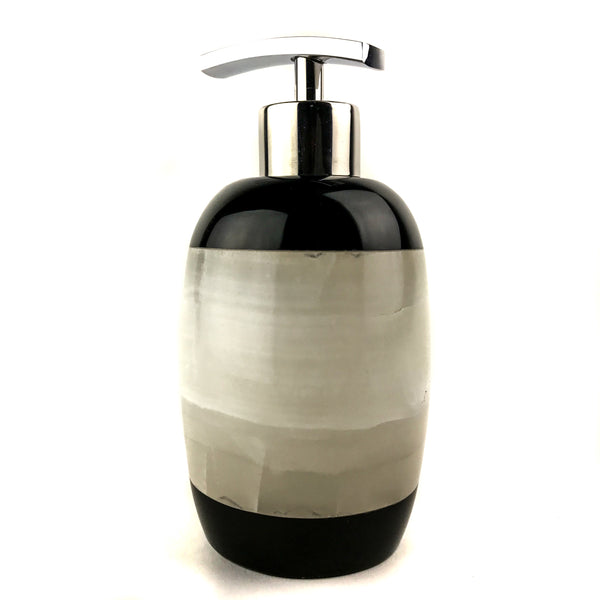 Handmade Natural Mexican Onyx Soap Dispenser - Oblong - Astro Gallery