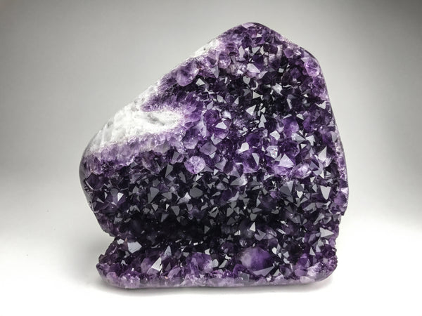 Amethyst Crystal Cluster from Brazil - Astro Gallery