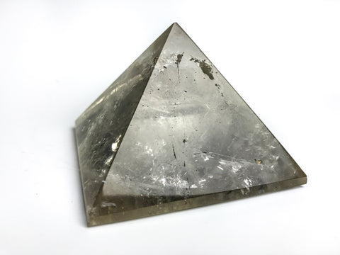 Smoky Quartz Gemstone Pyramid - Astro Gallery