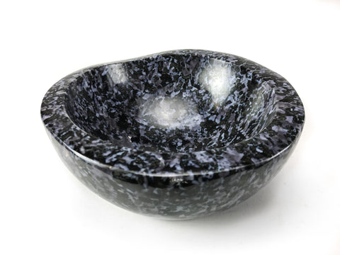 Polished Mystic Merlinite Bowl