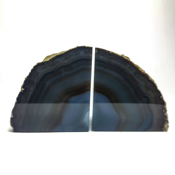 Agate Bookends (6.5 lbs) - Astro Gallery