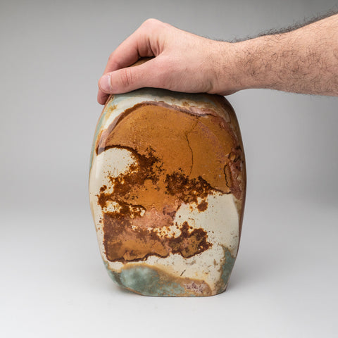 Polished Polychrome Freeform from Madagascar (16 lbs)