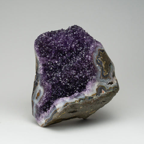 Amethyst Cluster from Uruguay (12.5 lbs)