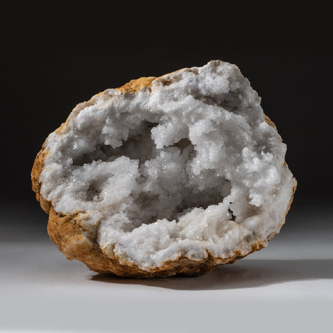 Genuine Calcite Geode From Morocco (7.4 lbs)
