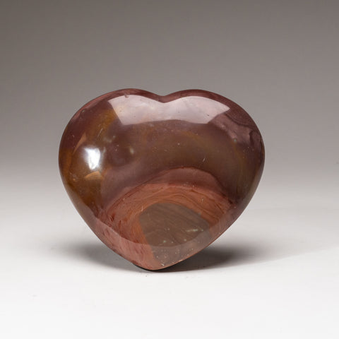 Polychrome Jasper Heart from Madagascar (2.4 lbs)