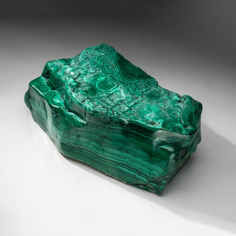 Bulls Eye Malachite Freeform from Congo (69.2 lbs)
