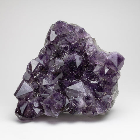 Amethyst Quartz Crystal Cluster from Brazil (13 lbs)