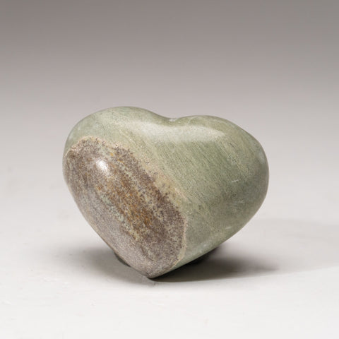 Genuine Small Polished Serpentine Heart