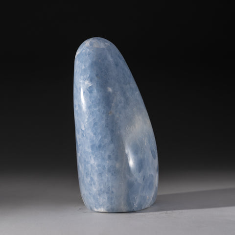 Blue Calcite Freeform from Mexico (4.4 lbs)