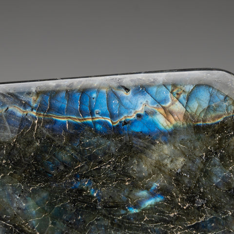 Polished Labradorite Freeform from Madagascar (4.4 lbs)