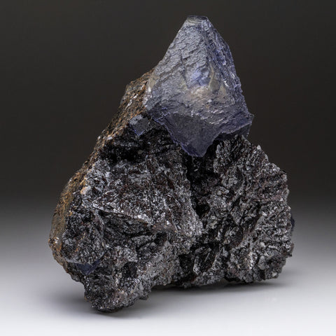 Purple Fluorite from Elmwood Mine, Carthage, Smith County, Tennessee (9.5 lbs)