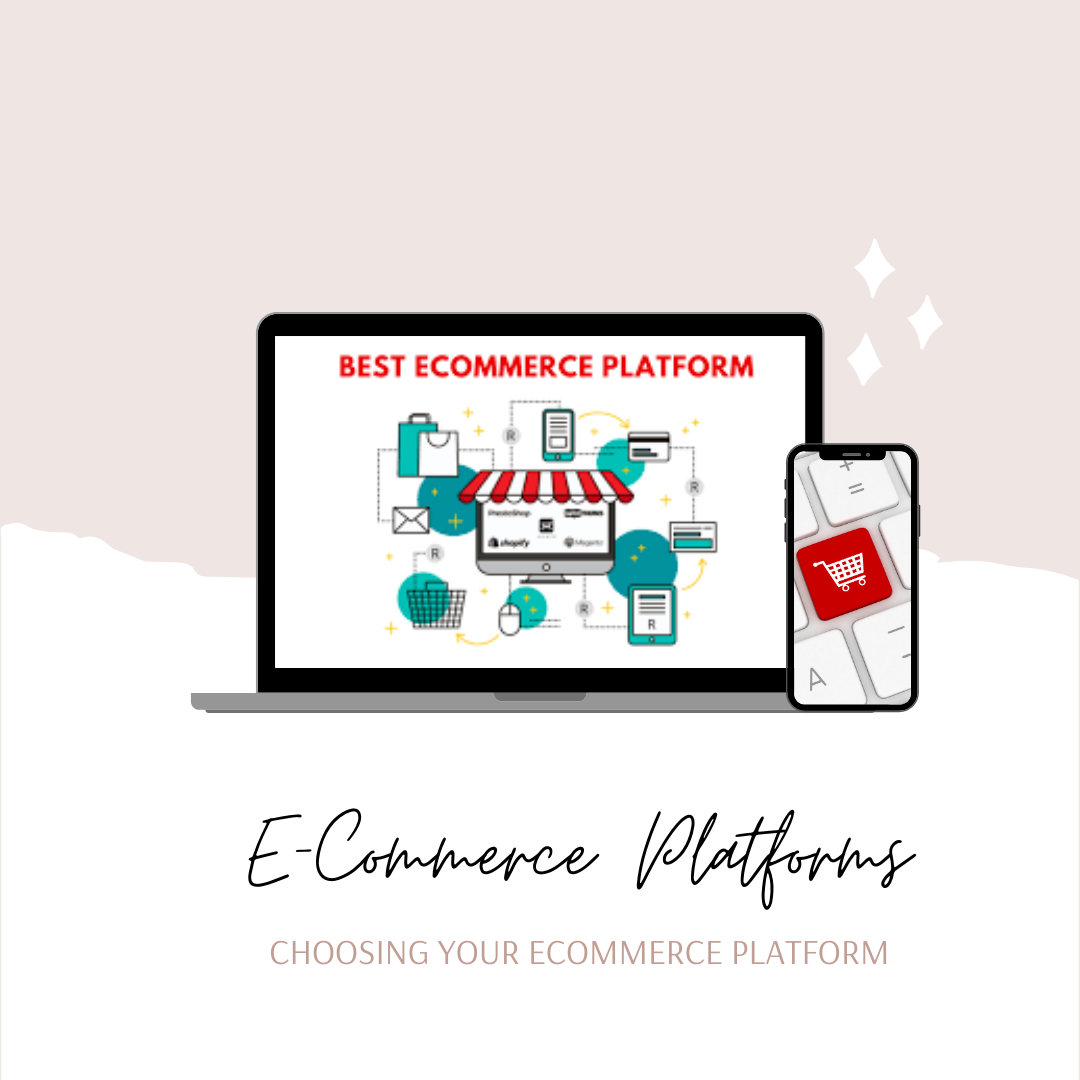 Choosing Your E-Commerce Platform