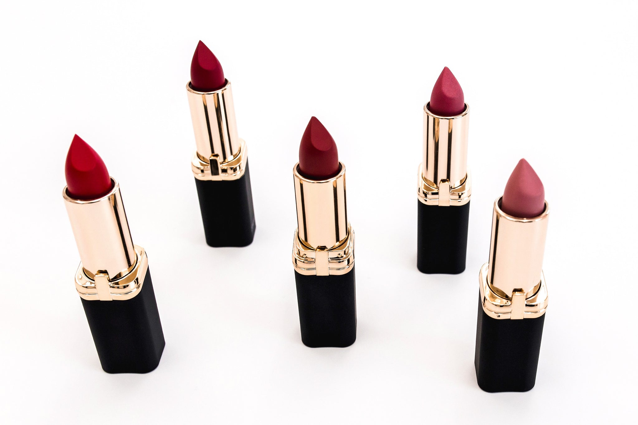 My 6 Must Have Red Lipsticks!