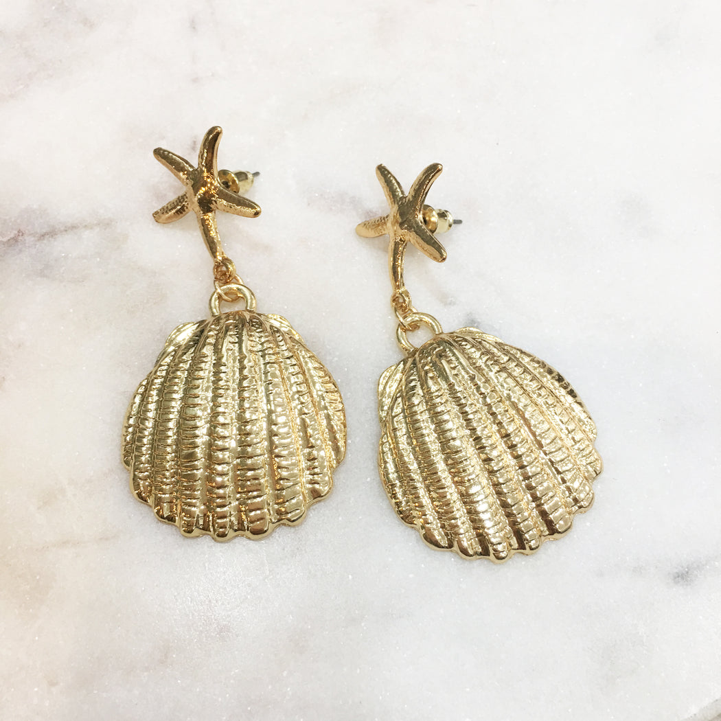 Tide Earrings