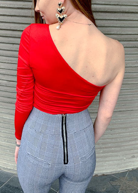 Heart Throb Top - Red