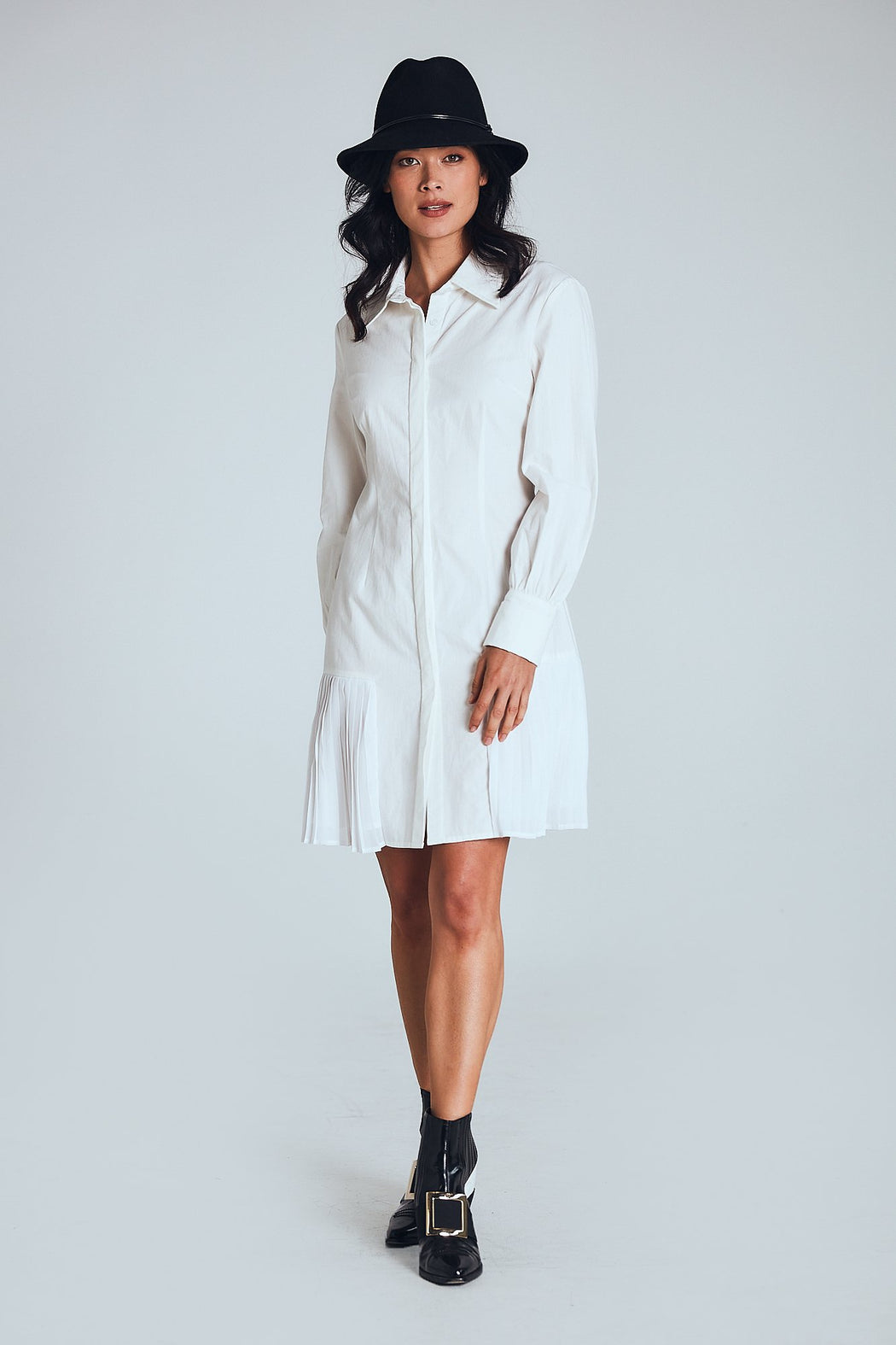 Pearl Dress - White