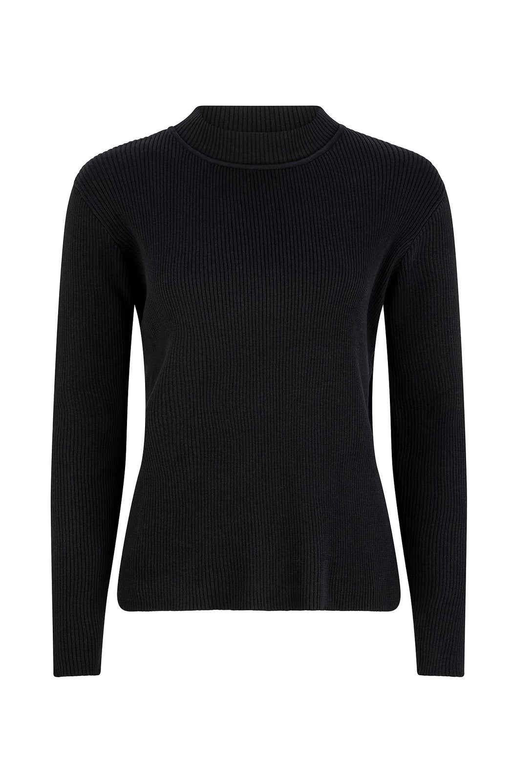 Jacqueline Knit - Midnight Black